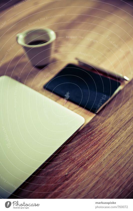 neourban hipster office 3.0 sprechen Stil Arbeit & Erwerbstätigkeit Wohnung Business Lifestyle Häusliches Leben Büro elegant Design modern Erfolg Kommunizieren Tisch Kaffee Beruf