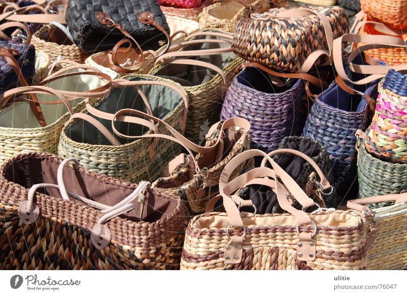 Abgestellt Tasche Markt Griff Marktplatz Tragegriff Abstellplatz Einkaufstasche