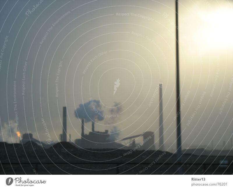 Stelco Industriefotografie Smog