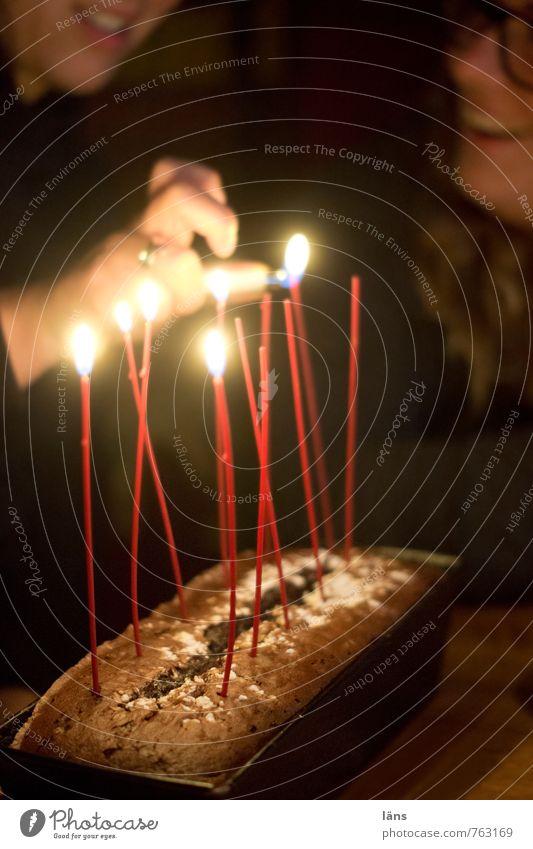 Vorbereitung Freude Gefühle lachen Glück Feste & Feiern Stimmung Party Freundschaft Zusammensein Zufriedenheit leuchten warten Geburtstag Fröhlichkeit