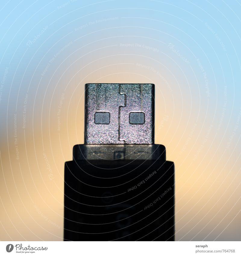 USB-Stick Schnittstelle Stock Computer slot Jeton Technik & Technologie Elektronik part Prozessor Anschluss Lager Daten sparen digital Adapter microelectronics