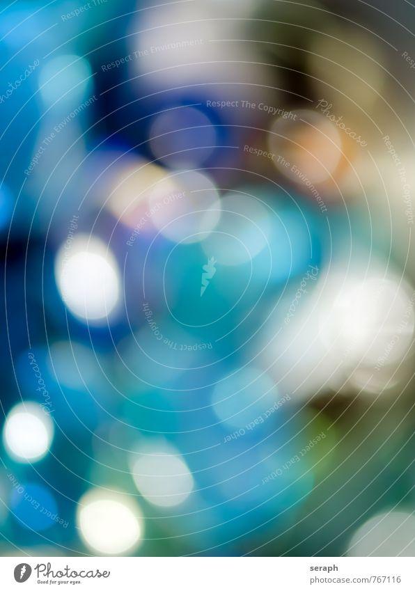 Spots Bühnenbeleuchtung Lichtpunkt Ampel abstrakt Ordnung Unschärfe Kugel twinkling Hintergrundbild schön Schwache Tiefenschärfe Freude Kreis Farbe mehrfarbig