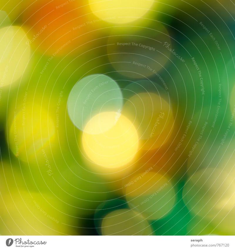 Spots Bühnenbeleuchtung Licht abstrakt Stimmung Unschärfe Kugel twinkling Hintergrundbild Schwache Tiefenschärfe Kreis Farbe mehrfarbig Entertainment frisch