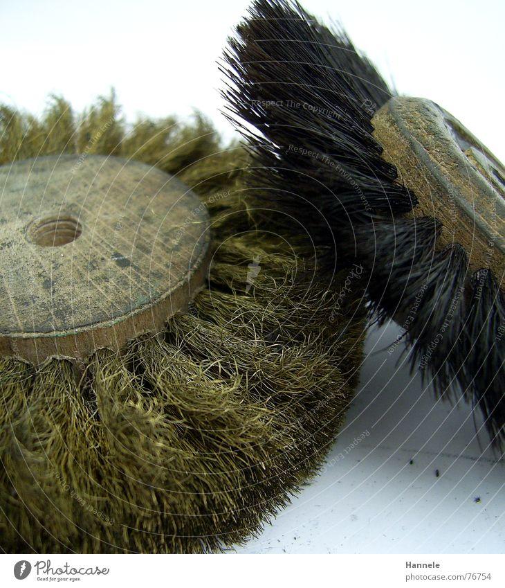 kleine helfer 2 weiß Arbeit & Erwerbstätigkeit Metall gold Reinigen Schmuck silber anstrengen Pinsel Stempel matt Bürste kratzen Handwerk Zange raspeln