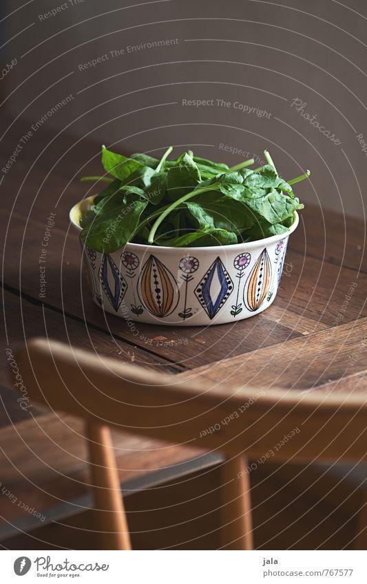 babyspinat Gesunde Ernährung natürlich Gesundheit Lebensmittel frisch Tisch einfach Stuhl Möbel Gemüse lecker Appetit & Hunger Bioprodukte Schalen & Schüsseln