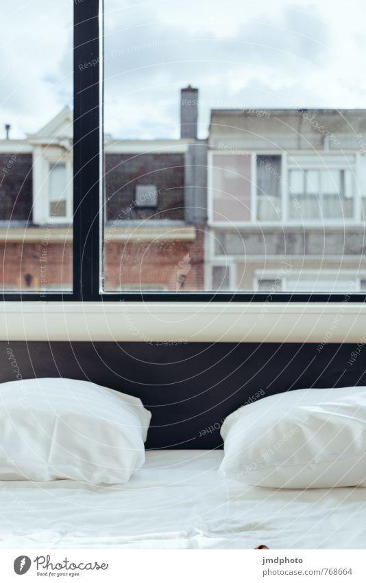 Schatz komm ins Bett Erholung Erotik Fenster Innenarchitektur Stil Gesundheit liegen Wohnung Lifestyle Häusliches Leben elegant Design Sex beobachten schlafen