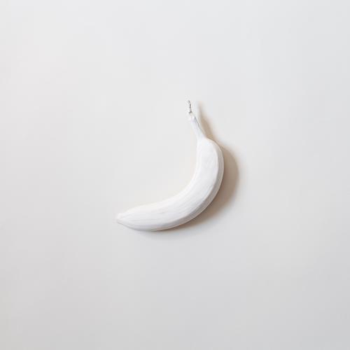 kunst ist banane Lebensmittel Frucht Banane Ernährung Essen Frühstück Bioprodukte Vegetarische Ernährung Diät Fasten Kunst Kunstwerk ästhetisch außergewöhnlich