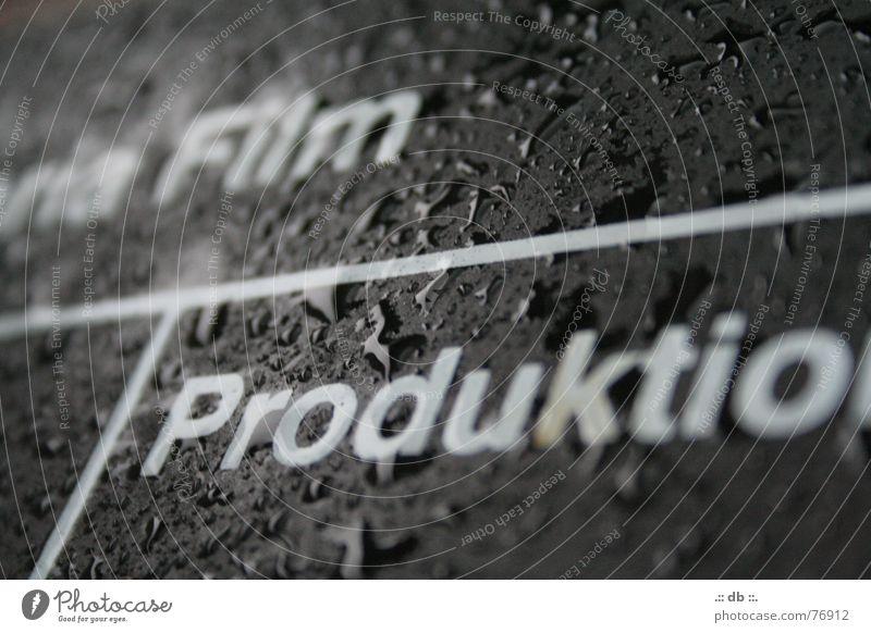 .::KLAPPE die ERSTE::. Filmindustrie Fernsehen Produktion Regie Filmklappe Filmproduktion
