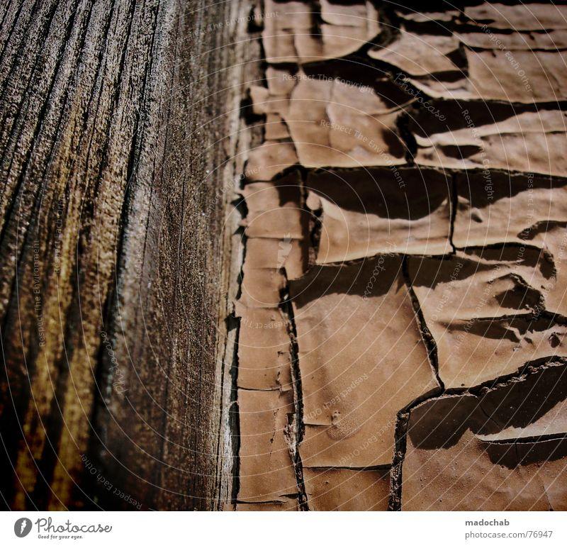 TOUCHIN THE 30TIES | struktur pattern muster grafik tile haut alt Muster schön Holz Stein Linie Hintergrundbild Haut Streifen Vergänglichkeit