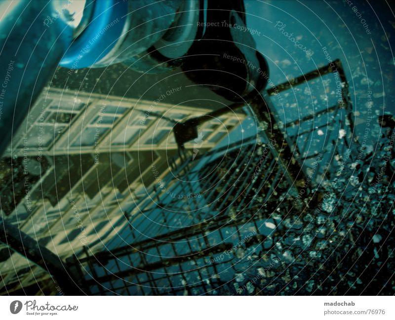 EYES! Stadt blau Wasser Blatt Wolken Haus dunkel Fenster Straße Leben Architektur Traurigkeit Herbst Gebäude Freiheit fliegen