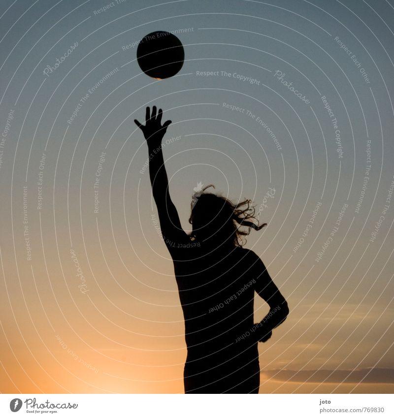 aktiv Jugendliche Ferien & Urlaub & Reisen Mann Sommer Sonne Freude Junger Mann Erwachsene Leben Bewegung Sport Spielen Gesundheit Freizeit & Hobby Lifestyle