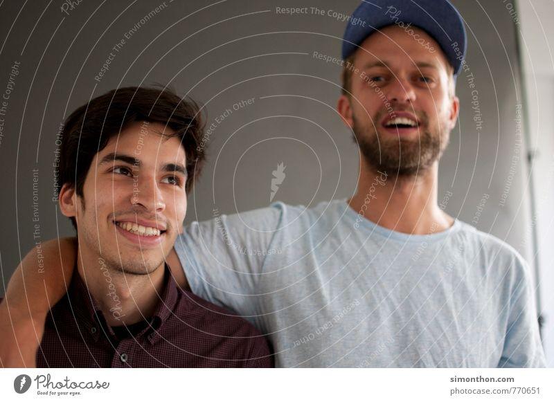 friends Lifestyle Berufsausbildung Azubi Praktikum Familie & Verwandtschaft Freundschaft Jugendliche Leben 2 Mensch Freude Glück Lebensfreude Vertrauen Schutz