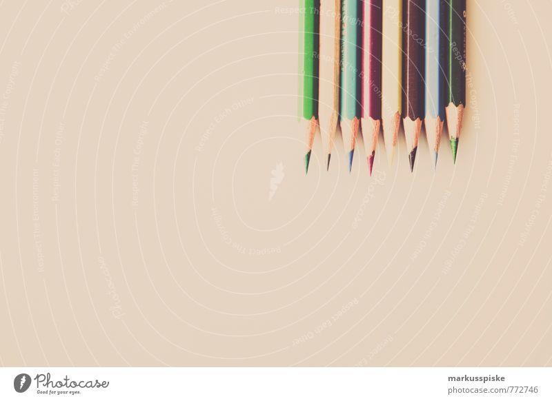 buntstifte elegant Stil Design Freizeit & Hobby Wohnung Kindererziehung Bildung Erwachsenenbildung Kindergarten Schule lernen Arbeit & Erwerbstätigkeit Beruf