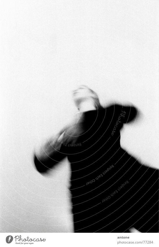 Ausdruckstanz Frau Bewegung Tanzen Dynamik drehen Achse