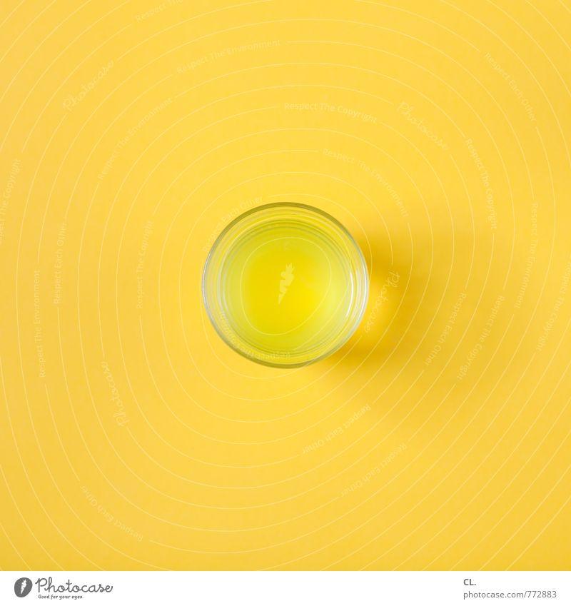 vitamin c Getränk trinken Erfrischungsgetränk Limonade Glas Gesundheit Gesunde Ernährung genießen Fröhlichkeit süß gelb Freude Lebensfreude Design Inspiration