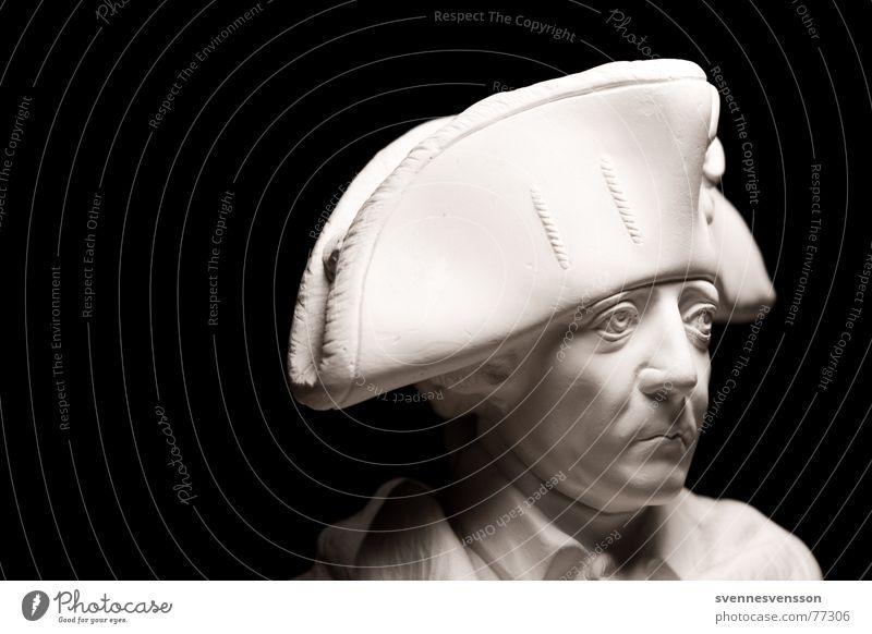 Der Chef vom janzen! Kunst Kunstwerk Skulptur glänzend Friedrich Wilhelm IV. Adel Büste Hohenzollern Brandenburg Hoheit Majestät preußen König Potsdam
