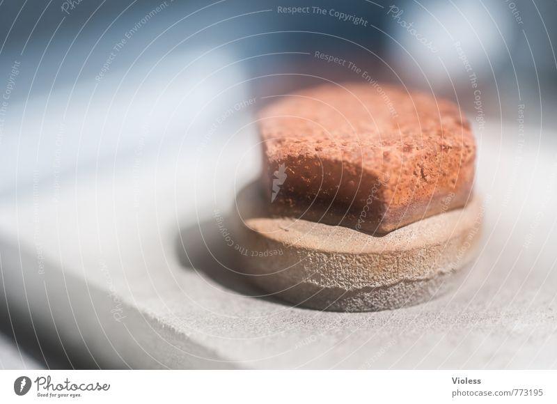 Schraube locker .... Handwerker Stahl alt fest Rost Unterlegscheibe Detailaufnahme Makroaufnahme Experiment Unschärfe Schwache Tiefenschärfe