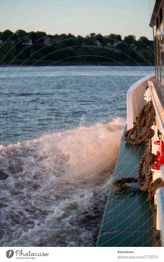 HH-Peute | vom anderen ufer. Ferien & Urlaub & Reisen Tourismus Ferne Freiheit Sommer Sonne Wassersport Umwelt Natur Sonnenaufgang Sonnenuntergang Wellen Küste