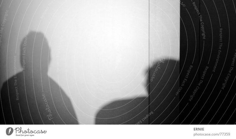 Schattenkinder dunkel Linie hell 2 planen Ecke Präsentation Photokina
