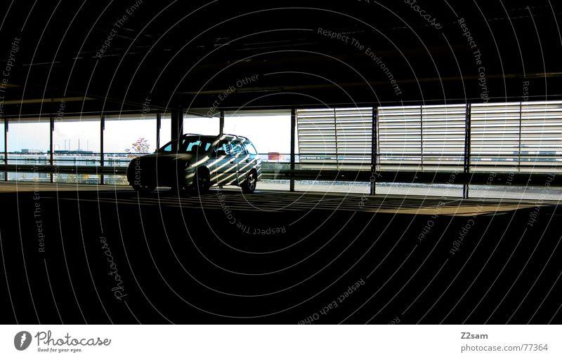 TG_LIGHT Sonne Fenster PKW Park Beleuchtung parken Parkhaus Rollo Tiefgarage Allianz Arena Fröttmaning