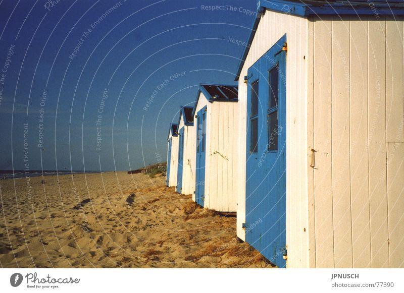 Texel Niederlande Strand Sommer Meer Ferien & Urlaub & Reisen Sand