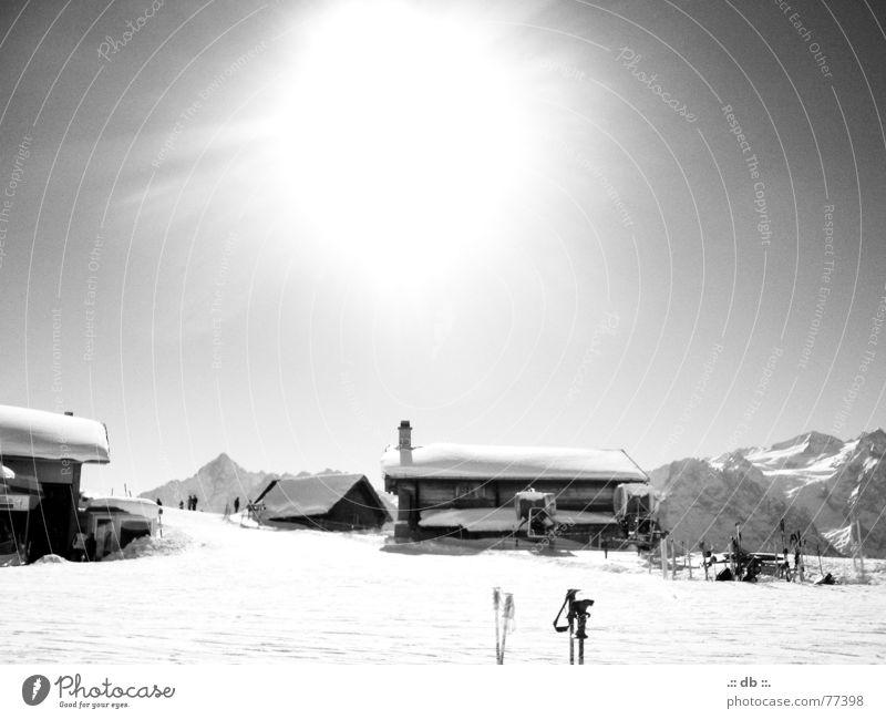 .:: WINTER_TAG ::. Ferien & Urlaub & Reisen Schweiz Berge u. Gebirge Sonne Schnee Freude