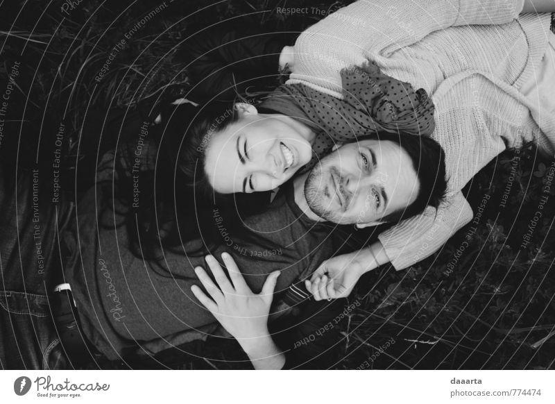 Paarliebe Lifestyle Freude schön Leben harmonisch Freizeit & Hobby Spielen Ausflug Abenteuer maskulin feminin Junge Frau Jugendliche Junger Mann Partner