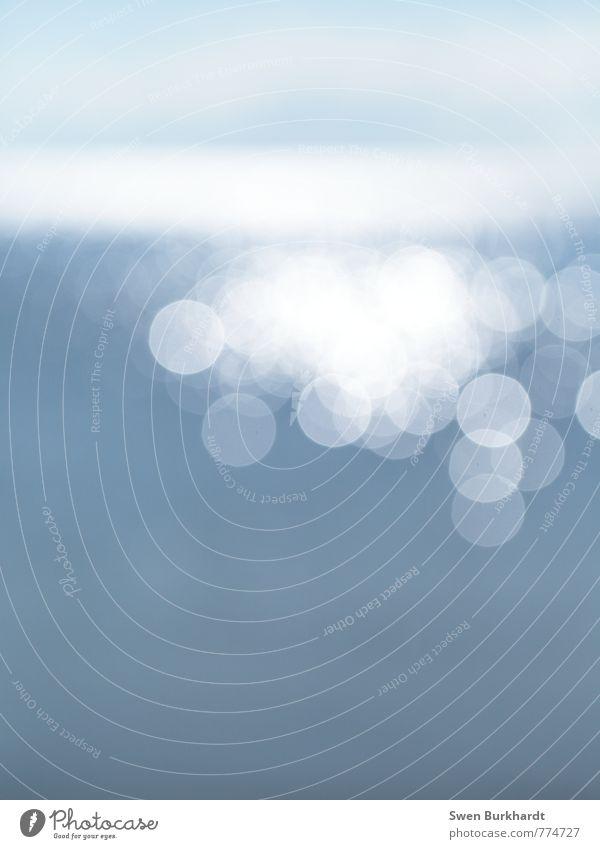 m e e r e s g l i t z e r n Wellness Erholung Schwimmen & Baden Sommer Sommerurlaub Sonne Sonnenbad Strand Meer Wellen Umwelt Natur Urelemente Luft Wasser