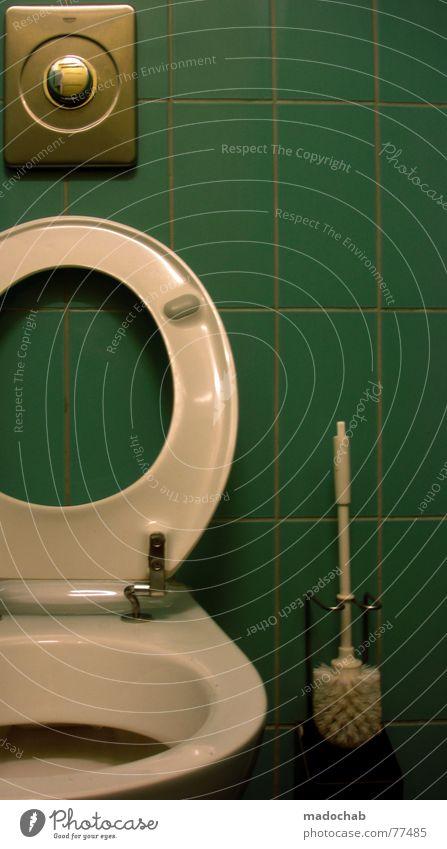 HOME SWEET HOME Örtlichkeit ruhig Wellness Erholung Ferien & Urlaub & Reisen Flirten Toilette Sauberkeit Bedürfnisse Toilettenbürste urinieren maskulin stehen