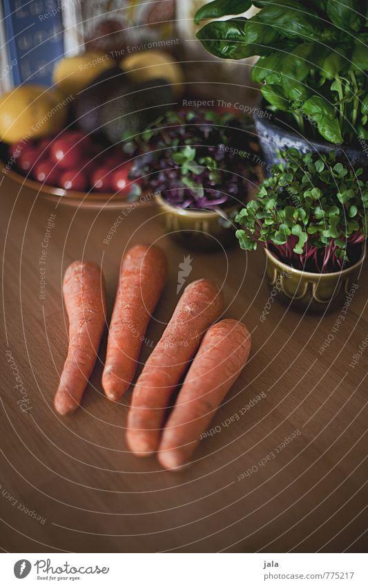 karotten Lebensmittel Gemüse Frucht Radieschen-Sprossen sprossen Tomate Zitrone Basilikum Avocado Möhre Ernährung Bioprodukte Vegetarische Ernährung Slowfood