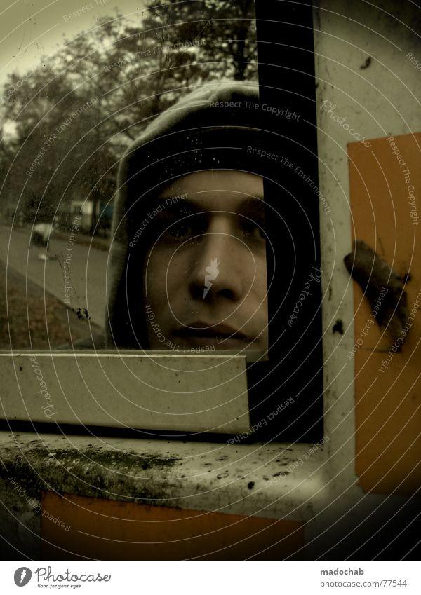 DAS GELD LIEGT AUF DER STRASSE 2 Mensch Frau Mann Gesicht Auge Straße Mund Nase maskulin beobachten Vertrauen Spiegel Publikum Fotograf Voyeurismus Pickup