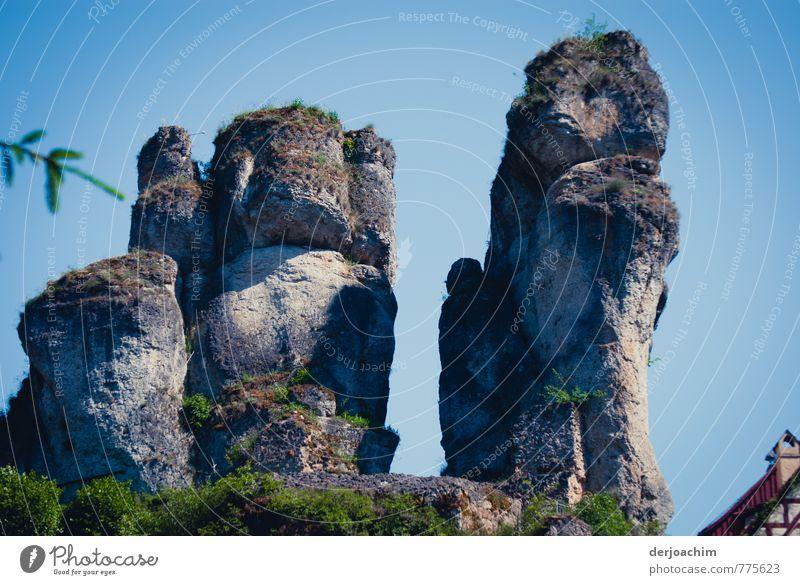 Erkennt Ihr Euch ? Natur schön Sommer ruhig Freude Umwelt Berge u. Gebirge grau Stein außergewöhnlich Felsen Deutschland Freizeit & Hobby Tourismus ästhetisch Schönes Wetter