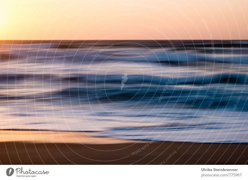 Il mare sardo Himmel Natur Ferien & Urlaub & Reisen schön Wasser Sommer Meer Einsamkeit Erholung Landschaft ruhig Strand Umwelt Wärme Bewegung Gefühle