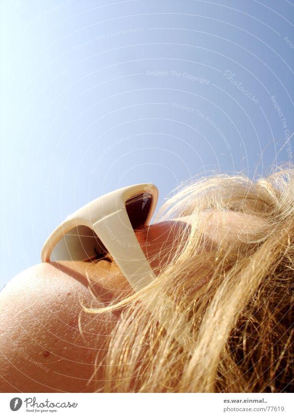 tanken kann so billig sein. Natur blau schön Ferien & Urlaub & Reisen Sonne Sommer Strand Herbst Haare & Frisuren Deutschland Wetter Zufriedenheit blond