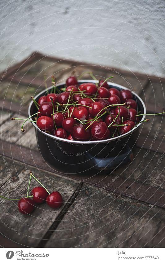 kirschen natürlich Gesundheit Lebensmittel Frucht frisch lecker Appetit & Hunger Topf Kirsche