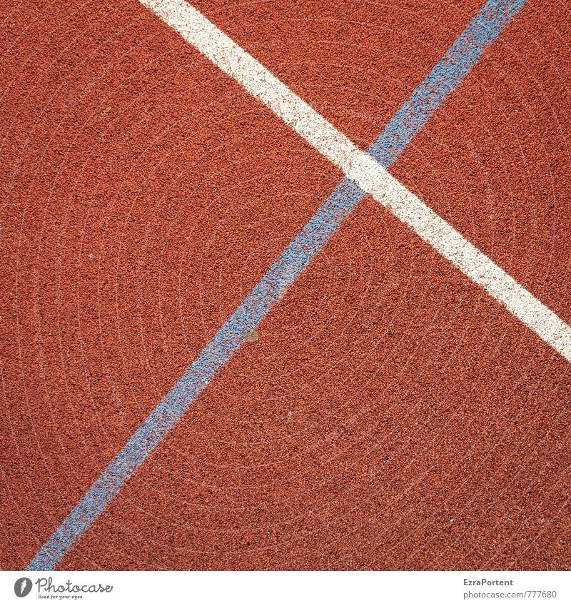 Tartan blau Farbe weiß rot Sport Spielen Stil Linie Hintergrundbild Freizeit & Hobby Design ästhetisch Grafik u. Illustration Fitness Wellness Kunststoff