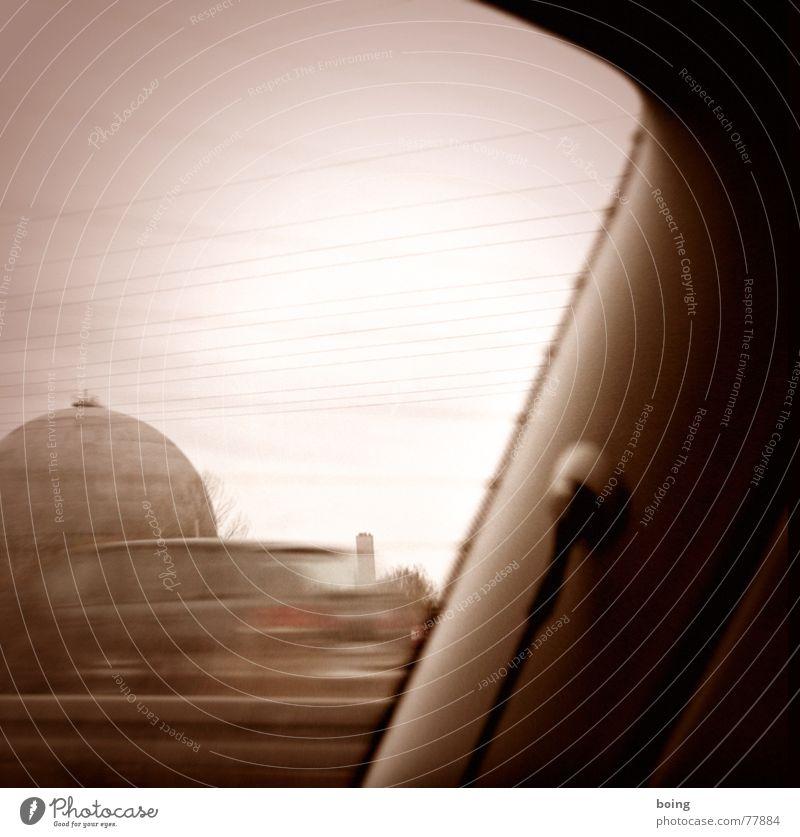 Zonenklaus macht Karriere im Westen. Heute: auf der Suchen nach PKW Verkehr gefährlich Rasen KFZ Autobahn Verkehrsstau Kofferraum Motorsport Leitplanke