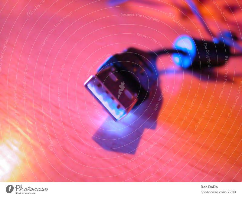 USB1 Schnittstelle Langzeitbelichtung Tiefenschärfe Makroaufnahme Kabel