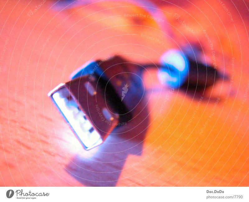 USB2 Schnittstelle Langzeitbelichtung Tiefenschärfe Makroaufnahme Kabel
