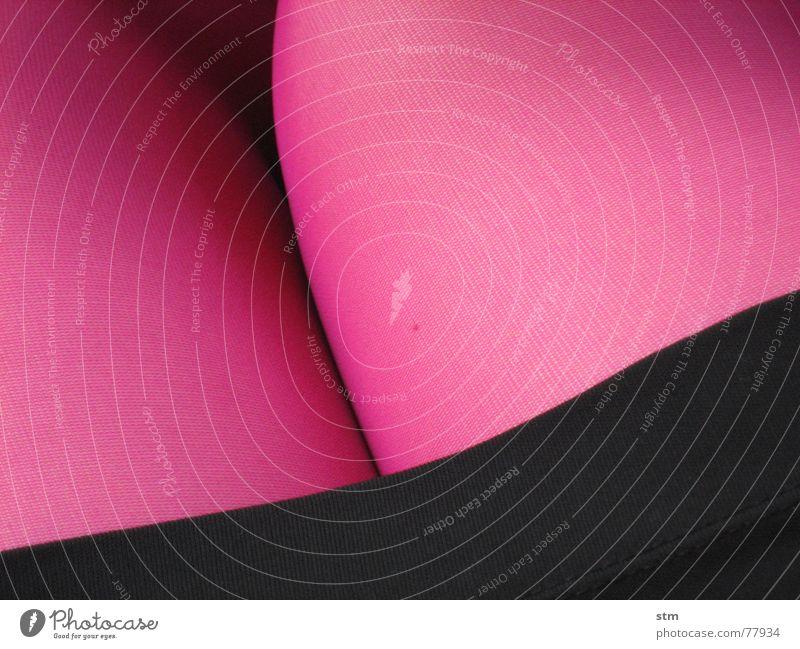 pink 03 rot Landschaft Beine rosa Haut Stoff Bild Netz Falte Strumpfhose Naht Leberfleck Schlaufe Composing Strümpfe Kniekehle