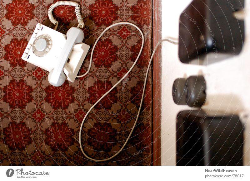 no call Telefon Ministerium für Staatssicherheit Verbindung Medien Verbundenheit Kontakt DDR Leitung