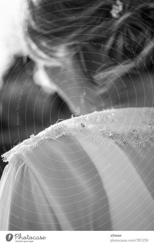 hochzeitige Aussichten ... schön Erotik feminin außergewöhnlich Haare & Frisuren Mode Stimmung blond ästhetisch Zukunft Romantik Hochzeit langhaarig Locken