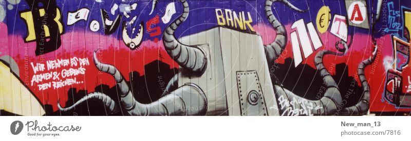 .:: GrafittiArt ::. Mauer Fototechnik Berlin