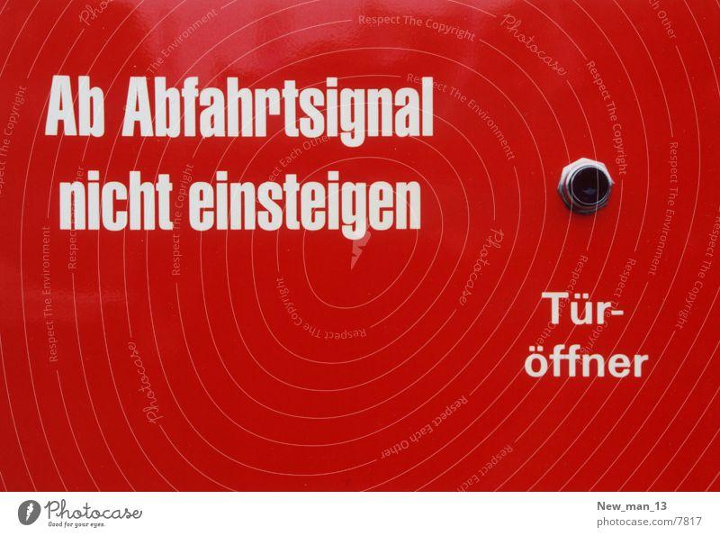 Tatra_Tram Straßenbahn Dresden rot Elektrisches Gerät Technik & Technologie red