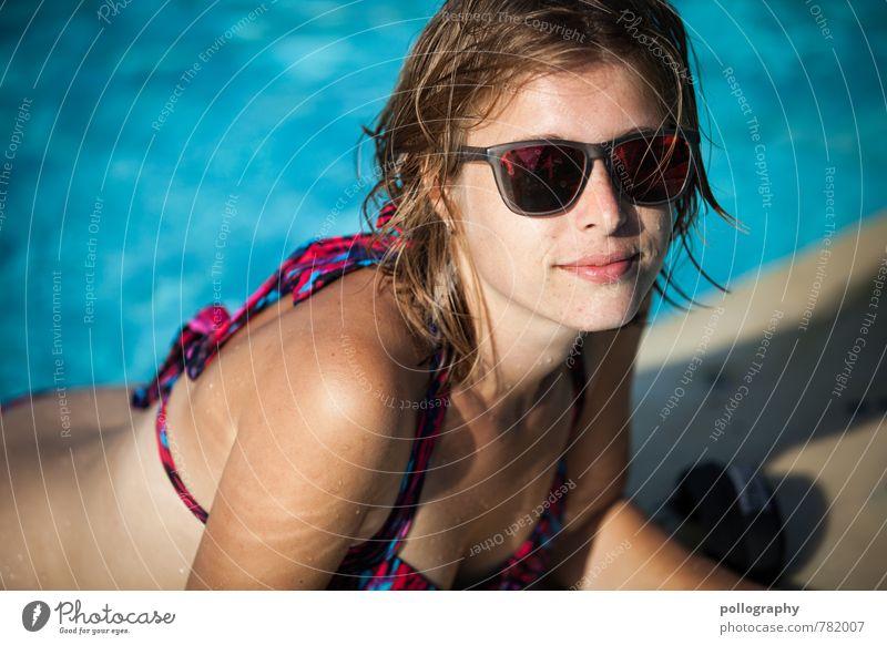 hot summer (2) Lifestyle schön harmonisch Wohlgefühl Zufriedenheit Ferien & Urlaub & Reisen Tourismus Freiheit Sommer Sommerurlaub Sonne Sonnenbad Meer Wellen