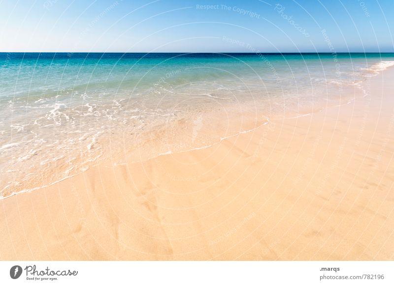 Kontrastprogramm Lifestyle elegant Ferien & Urlaub & Reisen Tourismus Ferne Freiheit Sommer Sommerurlaub Strand Meer Umwelt Natur Urelemente Sand