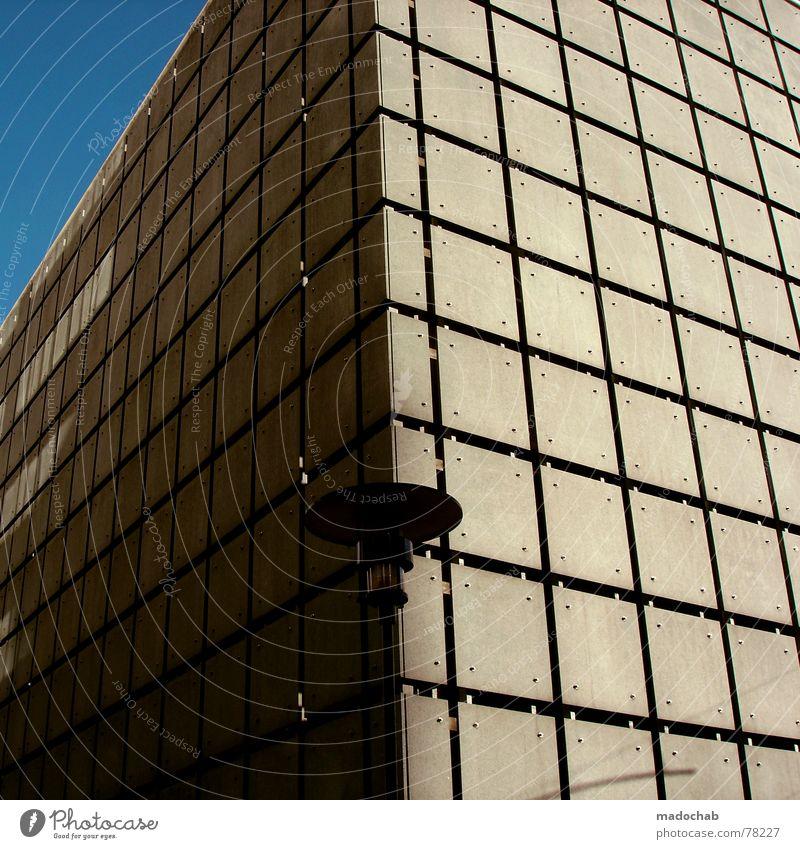 500! Himmel Stadt blau Wolken Haus Fenster Leben Architektur Gebäude Freiheit fliegen oben Arbeit & Erwerbstätigkeit Wohnung Design Wetter
