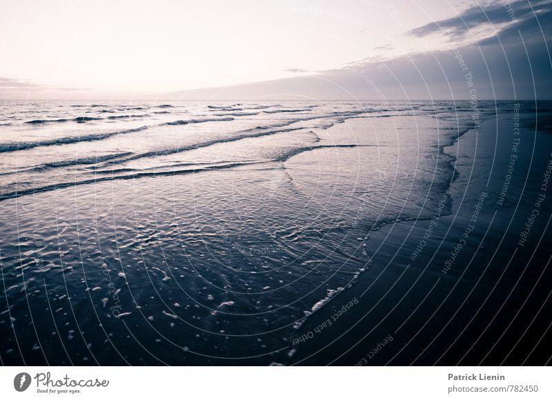 One more time Himmel Natur Ferien & Urlaub & Reisen Wasser Meer Erholung Landschaft ruhig Ferne Strand Umwelt Küste Freiheit Zufriedenheit Wetter Tourismus