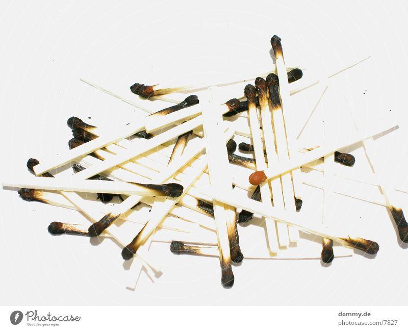 ::alive:: Streichholz rot Dinge steichholz abgebrant kaz