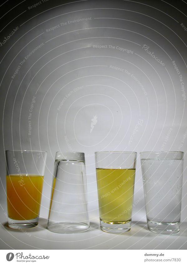 DRINK *2 Getränk Saft Dinge Wasser Glas kaz